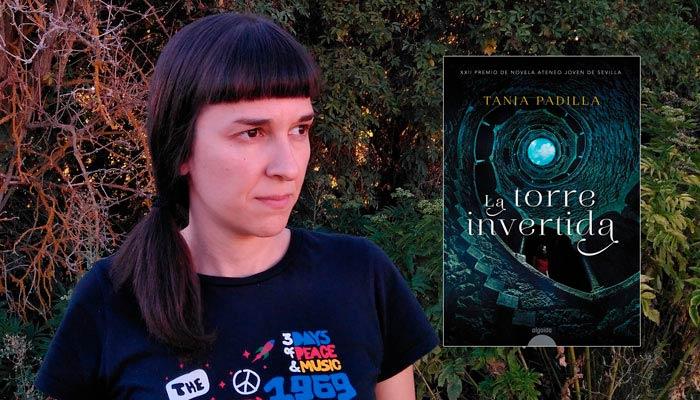Tania Padilla escritora
